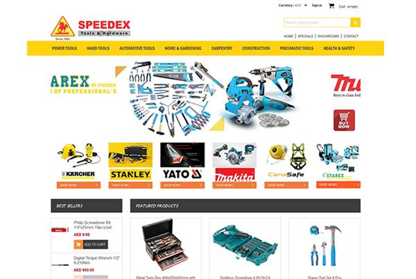 Speedex Tools & Hardware